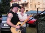 Petr Kocman s Dášou Mudrovou 2004
