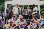 zvukařský stan 2001