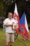 prezident festivalu s 15 let starou whisky