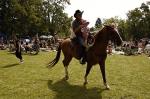 projížďka na koni s tím pravým koňákem Špáňou 2010