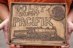 dárek pro Pacifik z dílny Pavlínky Čepičkové Šůsové